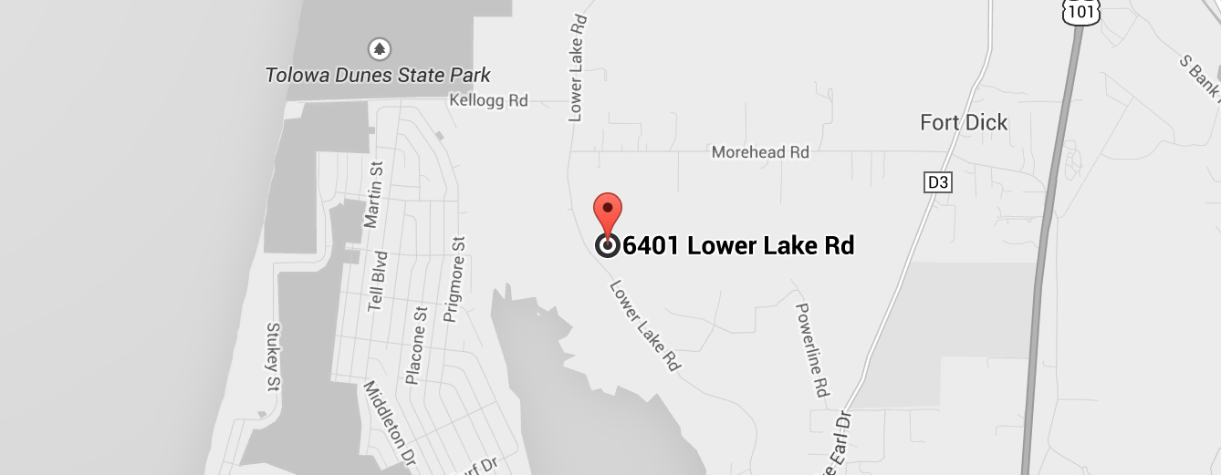 6401 Lower Lake Rd, Crescent City, CA 95531